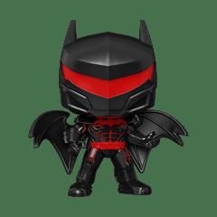Hellbat Batman (373) DC (hmv Exclusive) Pop Vinyl - 1