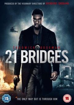 21 Bridges - 1