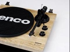Lenco LBT-188 Pine Bluetooth Turntable - 8