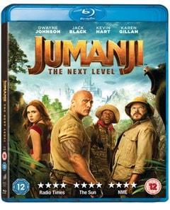 Jumanji: The Next Level - 2