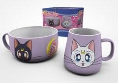 Sailor Moon (Luna And Artemis) Breakfast Set - 1