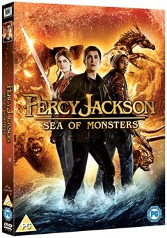 Percy Jackson: Sea of Monsters - 2