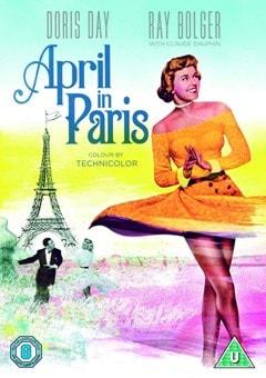 April in Paris - 1
