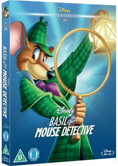 Basil the Great Mouse Detective - 2