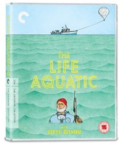 The Life Aquatic With Steve Zissou - The Criterion Collection - 2