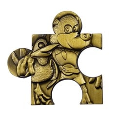 Banjo Kazooie Jiggy Piece Metal Collectible (online only) - 5