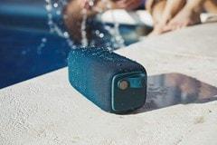 Fresh n Rebel Bold M Petrol Blue Bluetooth Speaker - 3