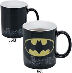 DC Comics: Batman Logo Heat Change Mug - 1