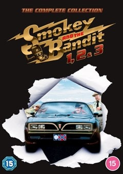 Smokey and the Bandit 1, 2, & 3: Complete Collection - 1