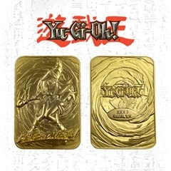 Dark Magician Girl: Yu-Gi-Oh! Gold Metal Collectible - 1