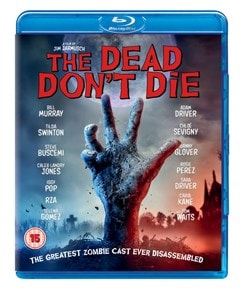 The Dead Don't Die - 1