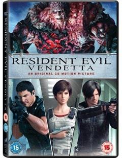 Resident Evil: Vendetta - 2