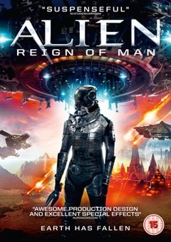Alien - Reign of Man - 1