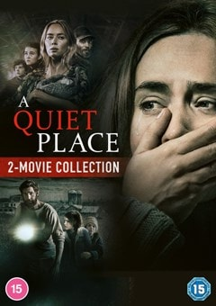 A Quiet Place: 2-movie Collection - 1