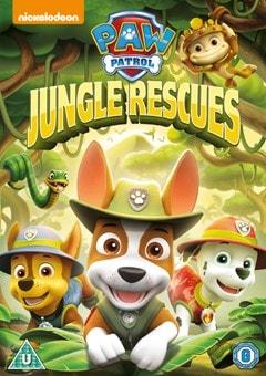 Paw Patrol: Jungle Rescues - 1