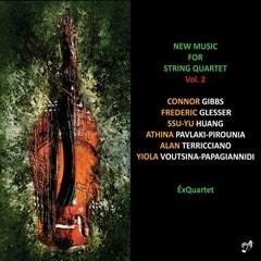 ExQuartet: New Music for String Quartet - Volume 2 - 1