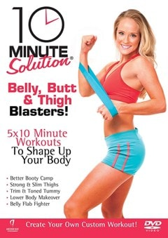 10 Minute Solution: Belly, Butt and Thigh Blaster - 1