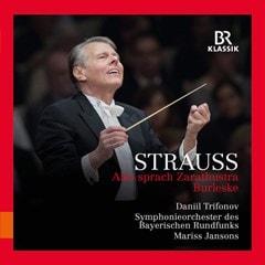 Strauss: Also Sprach Zarathustra/Burleske - 1