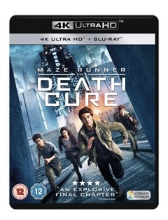 Maze Runner: The Death Cure - 1