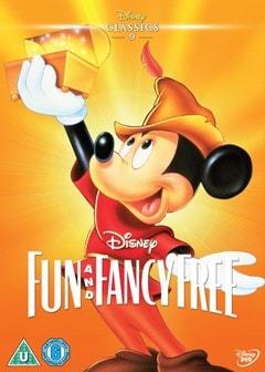 Fun and Fancy Free - 1