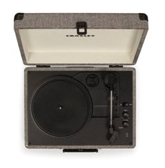 Crosley Cruiser Deluxe Herringbone Turntable - 3