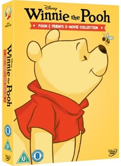 Winnie the Pooh: Pooh & Friends - 5-movie Collection - 2