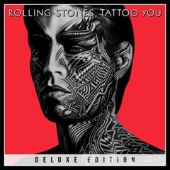 Tattoo You: 40th Anniversary Remastered Deluxe 2CD - 1