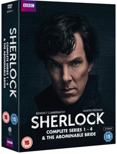 Sherlock: Complete Series 1-4 & the Abominable Bride - 2