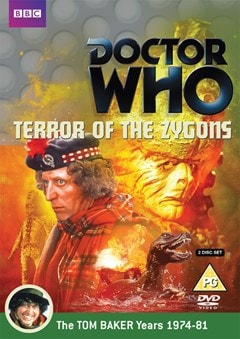 Doctor Who: Terror of the Zygons - 1