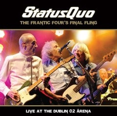 The Frantic Four's Final Fling: Live at the Dublin O2 Arena - 1