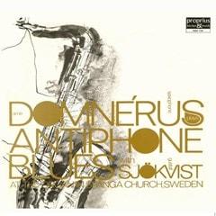Arne Domnerus Plays Antiphone Blues With Gustaf Sjokvist - 1