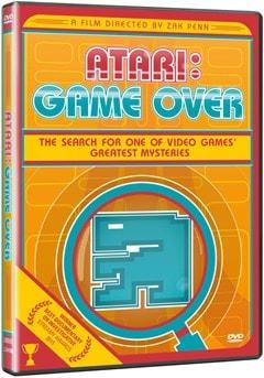 Atari - Game Over - 2