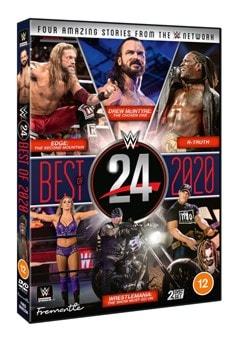 WWE: WWE24 - The Best of 2020 - 2