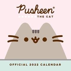 Pusheen Square 2022 Calendar - 1