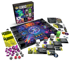 Funkoverse: The Nightmare Before Christmas Strategy Game (4 Pack) - 1