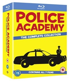 Police Academy: The Complete Collection - 2