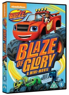 Blaze and the Monster Machines: Blaze of Glory - 2