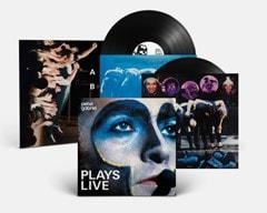 Plays Live - 2