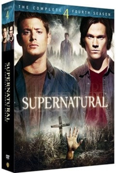 Supernatural: The Complete Fourth Season - 1