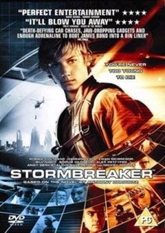 Stormbreaker - 1