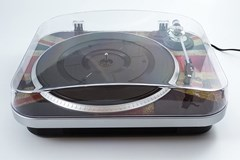 GPO Jam Union Jack Turntable - 3