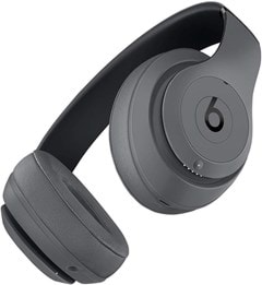 Beats By Dr Dre Studio 3 Wireless Grey Headphones - 3