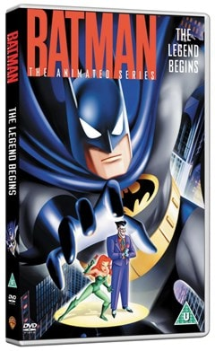 Batman - The Animated Series: Volume 1 - The Legend Begins - 2