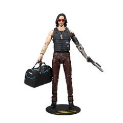 Cyberpunk 2077: Johnny Silverhand (Variant) Figurine - 2