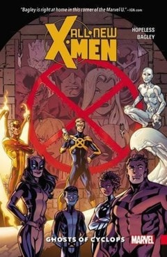 All-New X-Men: Inevitable Vol.1: Ghosts of Cyclops - 1