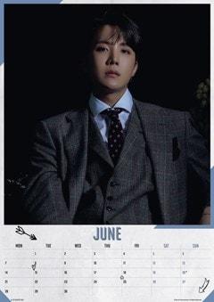 BTS: A3 2021 Calendar - 2