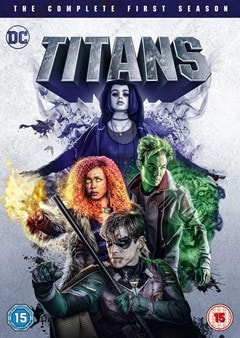 Titans: The Complete First Season - 1