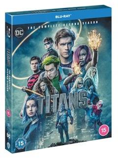 Titans: The Complete Second Season - 2