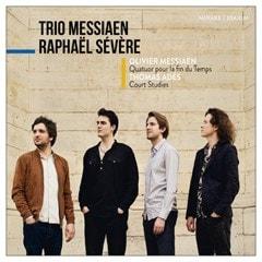 Olivier Messiaen: Quatuor Pour La Fin Du Temps/... - 1