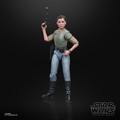 Leia: Episode 6: The Black Series: Star Wars Action Figure - 1
